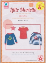 Little Marrella Schnittmuster Mialuna