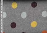 Jacquard Big Dots