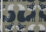 Jacquard Sweet Fox Grün