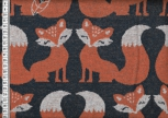 Jacquard Sweet Fox Orange